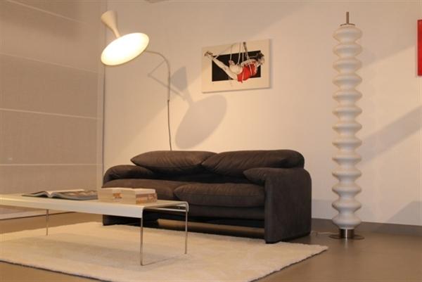 Ceramiche de matteis lucera divano maralunga della ditta - Divano cassina maralunga ...