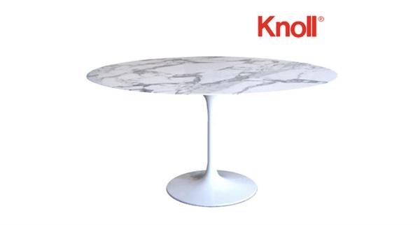 fb outlet tavolo ovale in marmo tulip della ditta knoll tavolo tulip ...